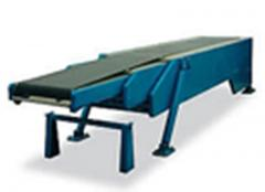 Telescopic conveyors