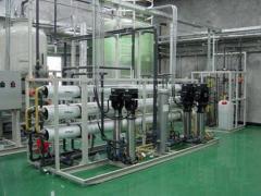 二级反渗透超纯水设备