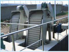 LHG型回转式格栅除污机