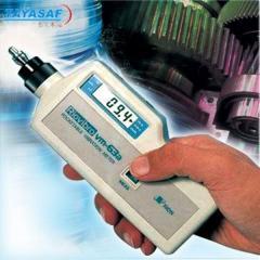 Portable vibrometer