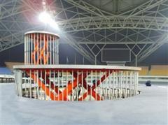 大面积舞台升降机