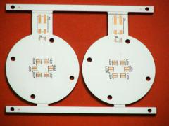 Custom 1 - 4 Layers Aluminum Based PCB with HASL