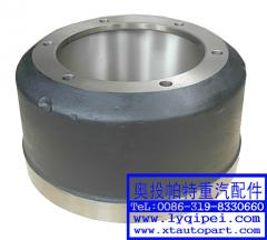Brake Drum rear Benz