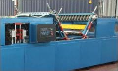 Machines for manufacturing of grid Rabitsa
