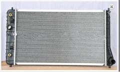 Automobile heating radiators