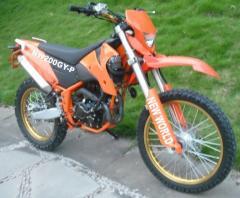 2012 nueva off-road motocicleta  200cc BROS