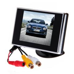 Mini 3.5 inch Car LCD Monitor Screen for Car