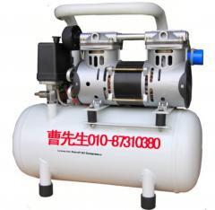 实验室专用静音无油空压机