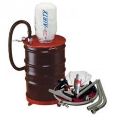美国埃泰克气动工业吸尘器