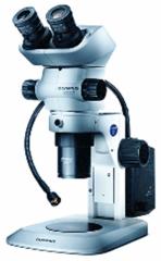 Stereoscopic microscope