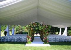 Gorgeous Party Tent