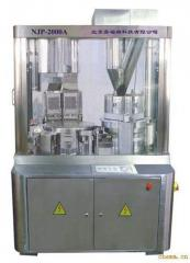 Equipment for filling capsules