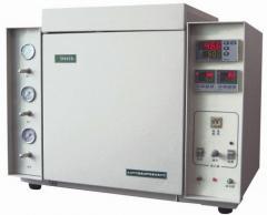 Chromatographs laboratory