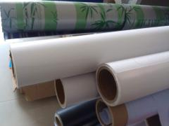 Materials for large format printing