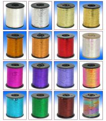 Threads for embroidery