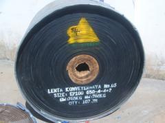 Modular tapes