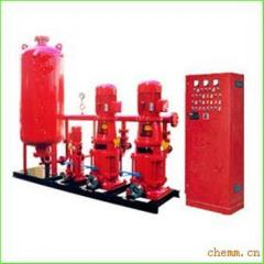 Pump sets of fire extinguishing systems