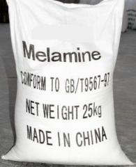 Chemical plants for production of urea, melamine