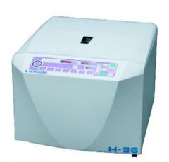 Table type centrifuges