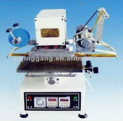 New TJ-73 Small pneumatic hot stamping machine