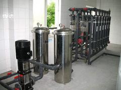 3吨矿泉水设备