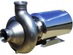 Sanitary pumps