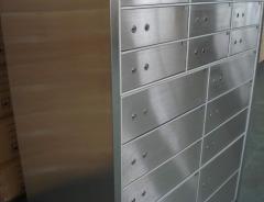 Hotel safes