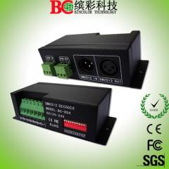 RGBW DMX Decoder