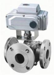 Valves, solenoid operated, metallic
