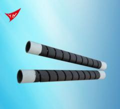 China excellent quality single spiral type silicon