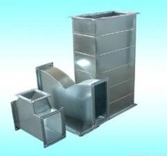 Ducts from stainless steel