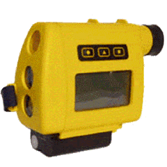 Electrical distance gauge