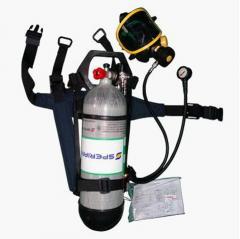 C850 自给开路式压缩空气呼吸器