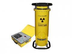XXQ 便携式射线探伤仪