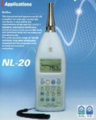 日本锂音NL20噪声计