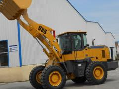 HZ936 China wheel loader