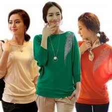 2012 Ladies Fashion T-Shirt