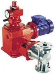 Piston pumps