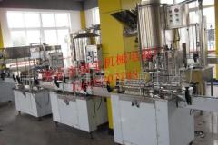 Equipment for bottling drinking water