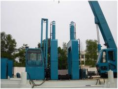 Hydraulic Static Pile Driver-ZYC Series