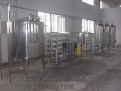 北京纯净水设备