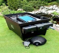 中小型庭院、池塘水处理设备