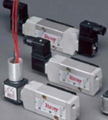 S63系列3&4通双线圈电磁阀美国博雷BRAY