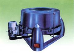 Floor type centrifuges