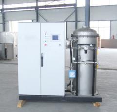 山东青岛大型臭氧发生器