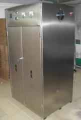 双开门移动式臭氧消毒柜