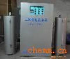Chlorine generators for swimming pools
