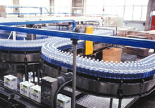 Dinking liquid production line