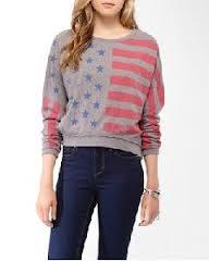 Ladies′ Heart Fleece Pullover