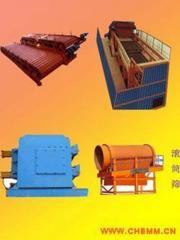 Equipment for processing of rubbish